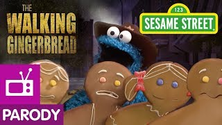 Sesame Street: The Walking Gingerbread (The Walking Dead Parody)