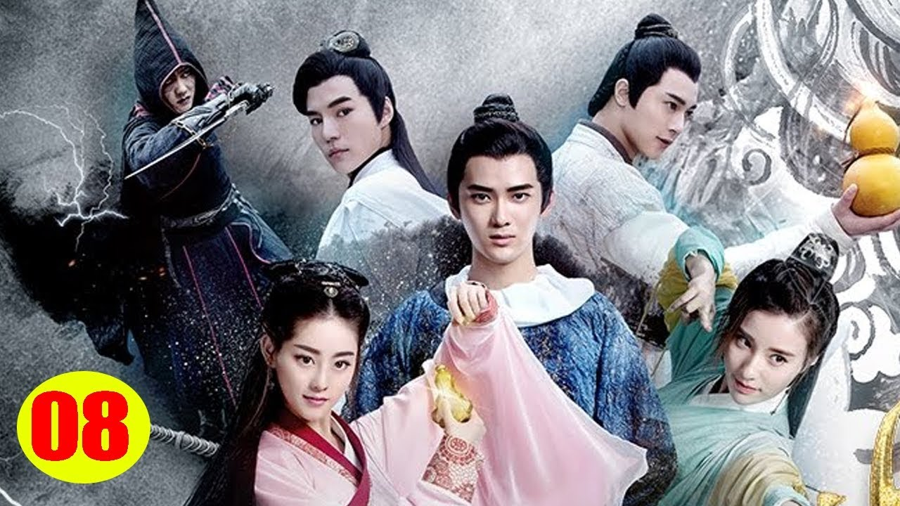 หนังใหม่ 2019 | พู่กันเทพสยบมาร - ตอนที่ 8 | ละครจีน 2019 - ซับไทย