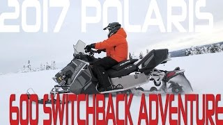 STV 2017 Polaris 600 Switchback Adventure