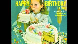Shorty Long and the Happy Fellows - Happy Birthday To You (1959)