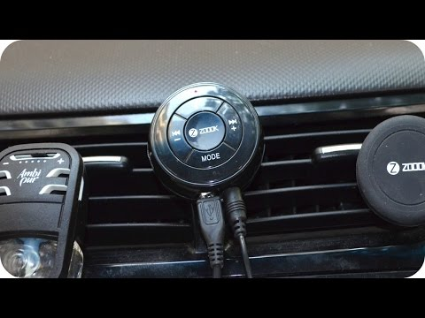 Zoook 4 In 1 Bluetooth Hands Free Car Kit moto69 REVIEW / UNBOXING