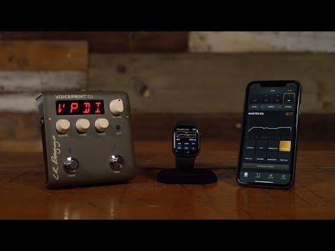LR Baggs AcousticLive App | Apple Watch Integration