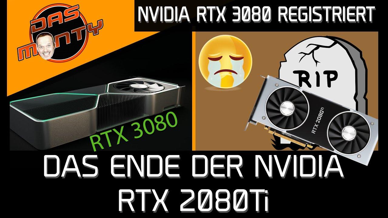 Das Ende der Nvidia GeForce RTX 2080Ti? | Intel mit 8 Kernen und 12 Threads??? | News | DasMonty