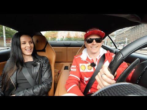 Auto ja persoona – Kimi Räikkönen (Teknavi 2017)