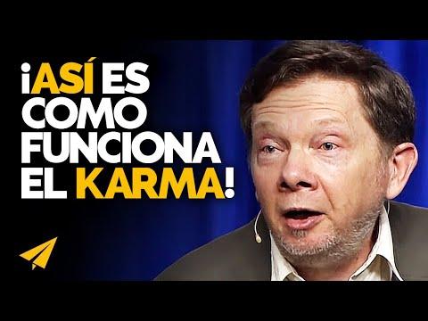 Domina el PODER INTERIOR AHORA, controla tu KARMA | Eckhart Tolle en español 10 reglas para el éxito