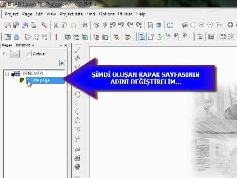 EPLAN P8 EĞİTİM SETİ - Proo