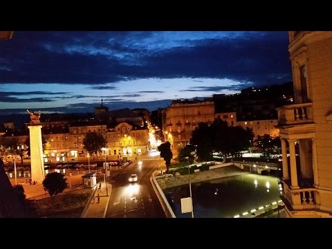 Europe Trip 2015 - Final Croatian Road Trip Stop - Rijeka