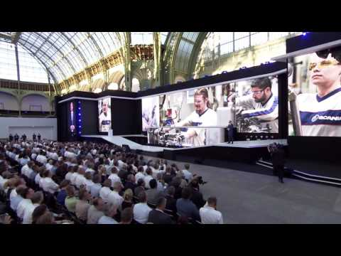 Highlights from the Next Generation Scania launch