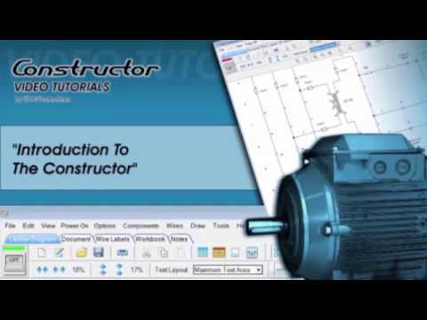 Electrical circuit design software, circuit simulator - The Constructor 13