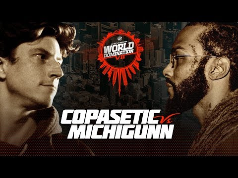 KOTD - #WDVIITOR - Copasetic vs MichiGunn | #GZ