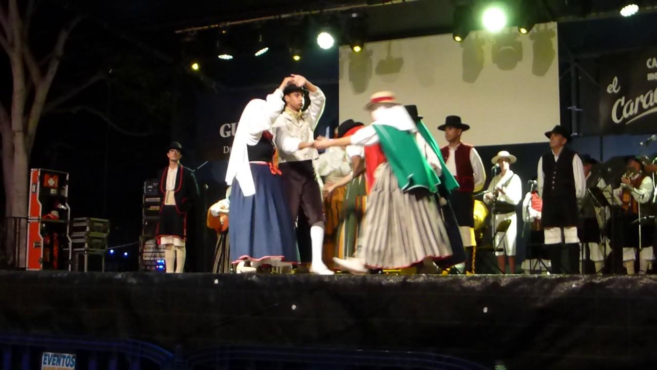 Malagueñas (Tenerife). EM De Folclore De Adeje. II Festival Chisaje. 2019
