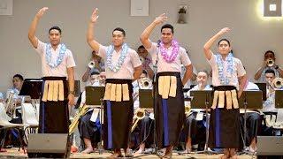 White Christmas - Tupou College Band