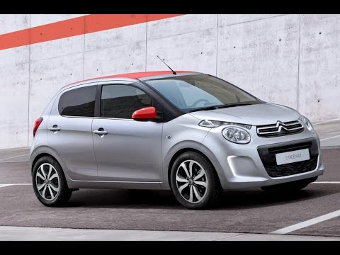 citroen c1 with a fresh design 2017 youtube. Black Bedroom Furniture Sets. Home Design Ideas