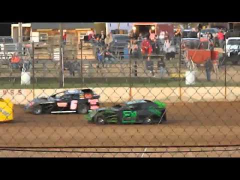 EMod Heat Race, West Siloam Speedway, 20 APR 13