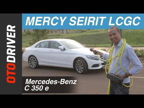Mercedes-Benz C 350 e Plug-In Hybrid 2018 Review Indonesia | OtoDriver