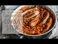 Cowboy Stew ~ One Pot Campervan Recipes