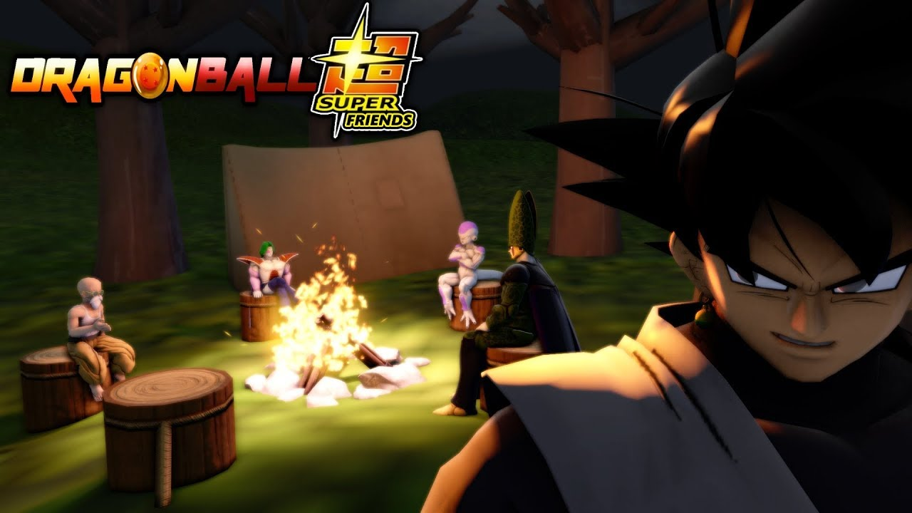 Dragon Ball Super Friends Episode 1 Campfire Stories