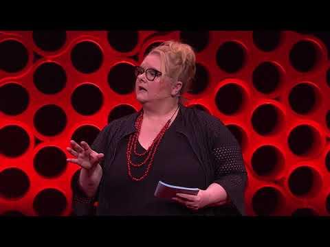 How I taught myself to be more courageous   Magda Szubanski  TEDxSydney