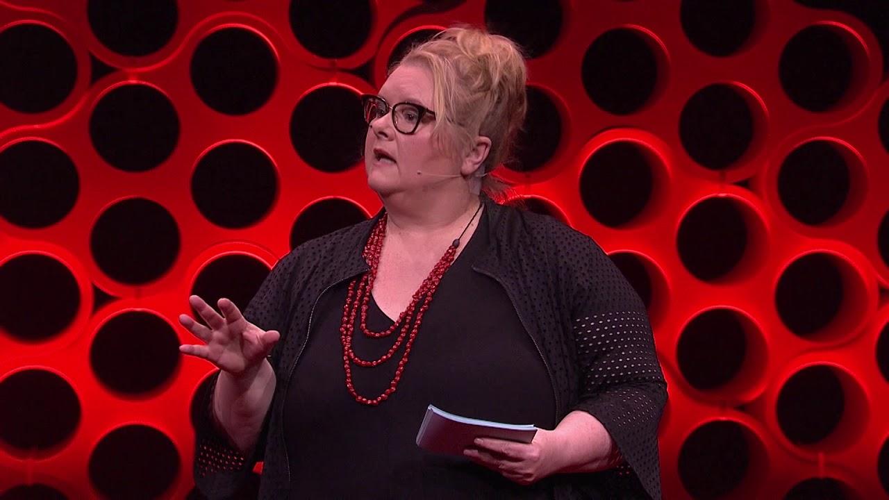 How I taught myself to be more courageous  | Magda Szubanski | TEDxSydney