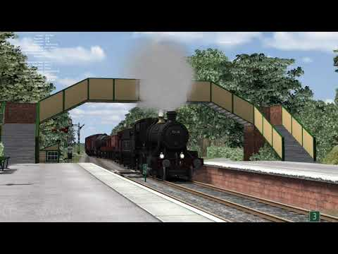 Train Simulator 2019 Mid Hants Railway Gala Days Clips  