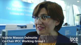 Working Group I Co-Chair Valerie Masson-Delmotte about SR15 thumbnail