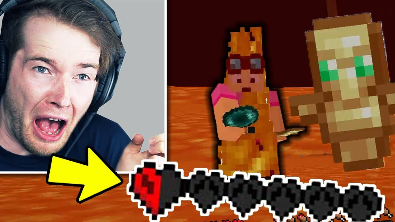 Insanely Close Near Death Minecraft Moments That Will Give You Anxiety