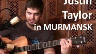BVLOG: Justin Taylor в Мурманске!(В этом влоге: О походе на Джастина Тэйлора, который каким-то чудом оказался в городе Мурманске и дал пару..., 2012-12-24T17:02:45.000Z)