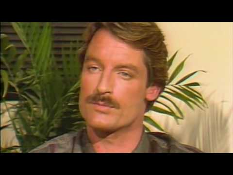 Perry King Interview: Riptide and Melrose Place