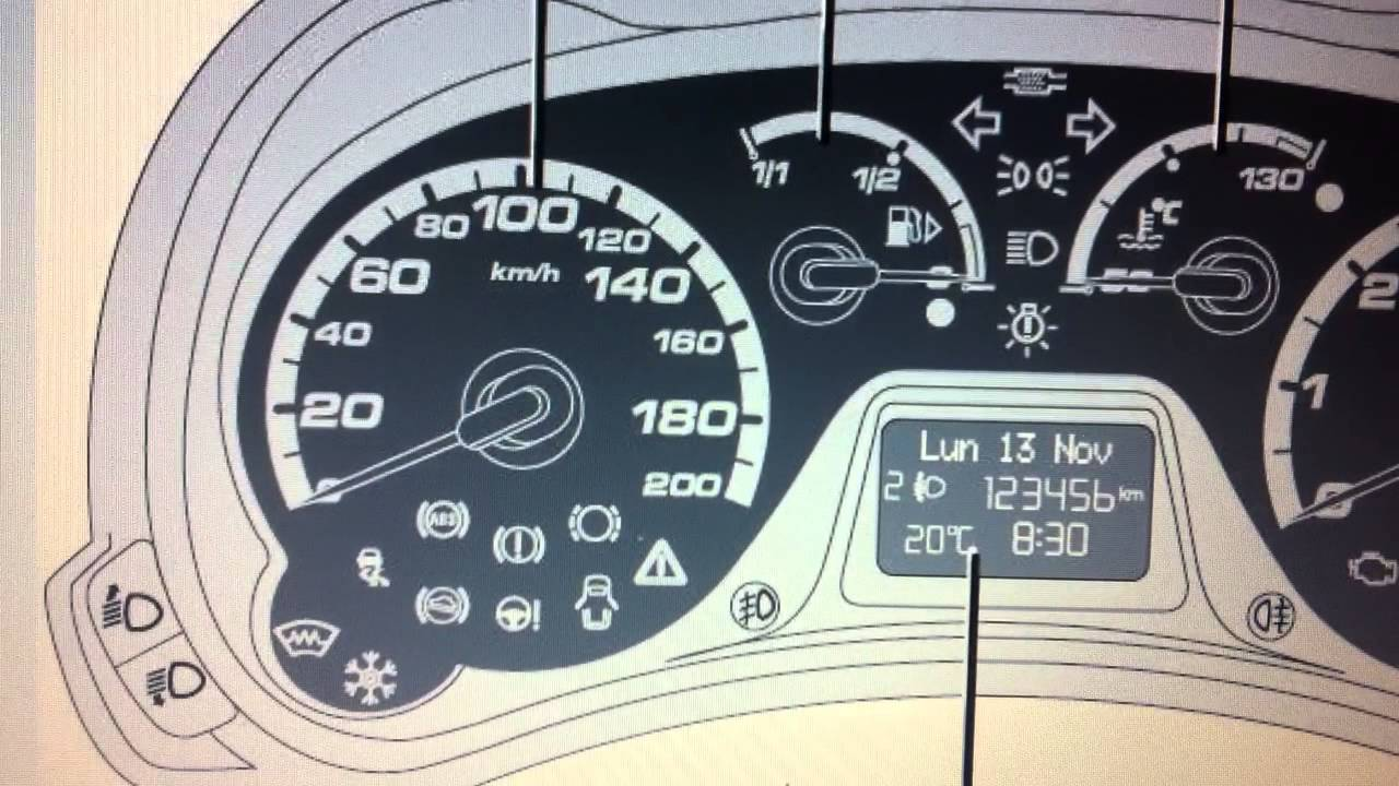 hight resolution of ford ka mk2 dashboard warning lights symbols what they mean youtube