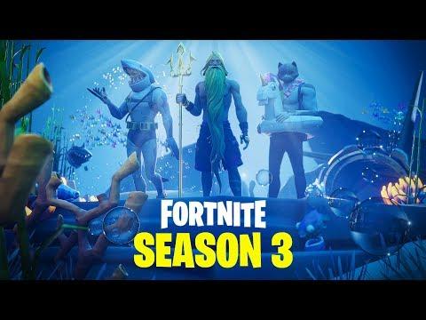 Fortnite Chapter 2 - Season 3