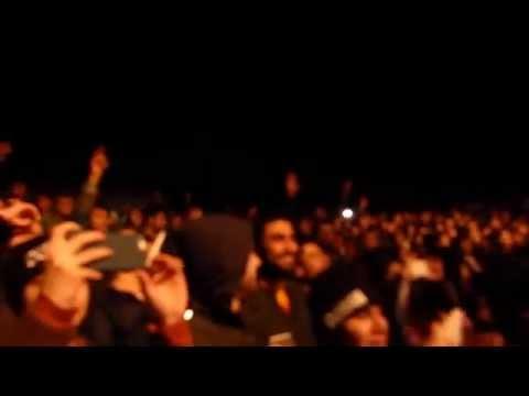 Duman - Ah bir ates ver - istanbul - 2 sarki - 10.04.2015 - Adana Konseri - En iyi goruntu,ses