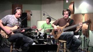 Latin Jazz Demo - Jazz Bass & Single-Cut Guitar - Xylem