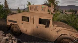 Squad - Vehicle Testing Preview