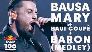 Bausa – Mary + Baui Coupé + Baron (Medley) | LIVE | Red Bull Soundclash 2019