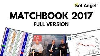 Matchbook Trader Panel - Matchbook Traders Conference - Full version