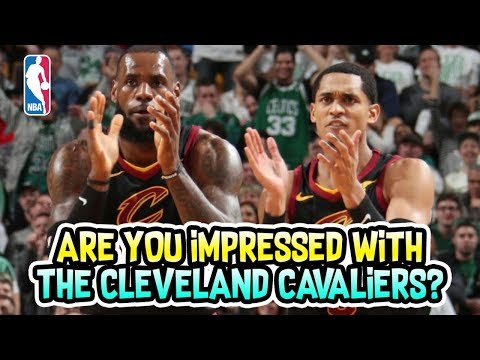 FIRST LOOK AT THE NEW CLEVELAND CAVALIERS TEAM! THEY BLOW OUT THE BOSTON CELTICS! ARE YOU IMPRESSED?