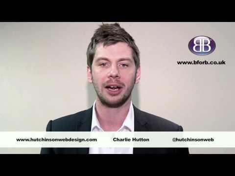 BforB Testimonial: Charlie Hutton, Hutchinson Web Design