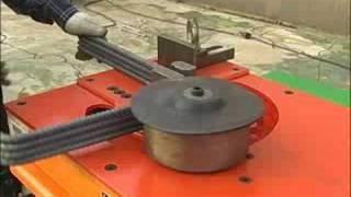 Gensco TYB-HD35 Electric Rebar Bender