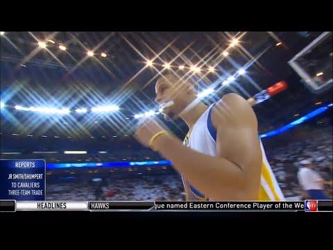 Warriors 2014-15 Season: Game 32 vs. Thunder