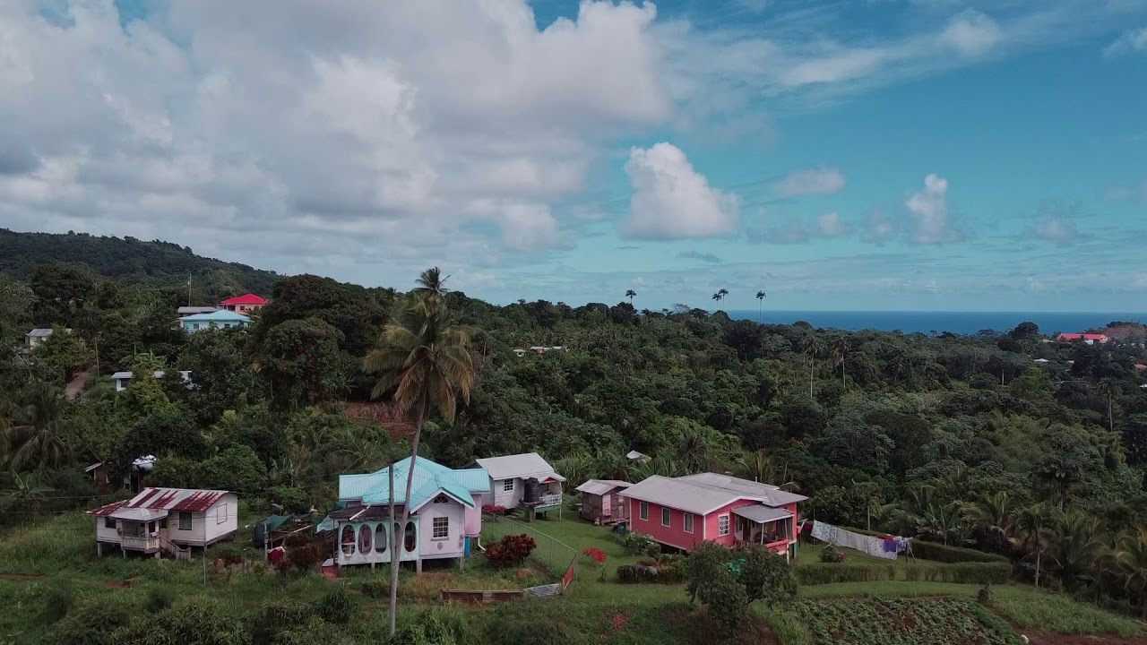 The beauty of Grenada
