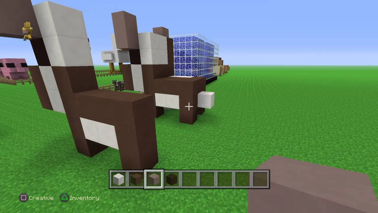 How to make a cow in Minecraft 98
