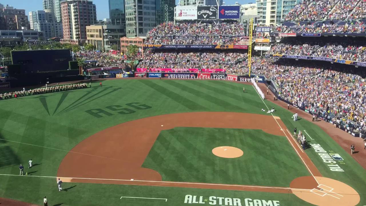 MLB | 2018 All Star Game Highlights ᴴᴰ - YouTube