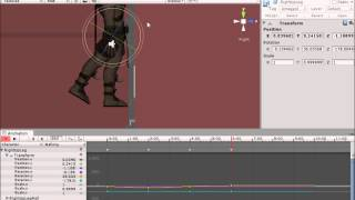 unity 3d tutorial part 15 basic animation