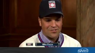 SNY Exclusive Sit Down: Mike Piazza talks Hall of Fame