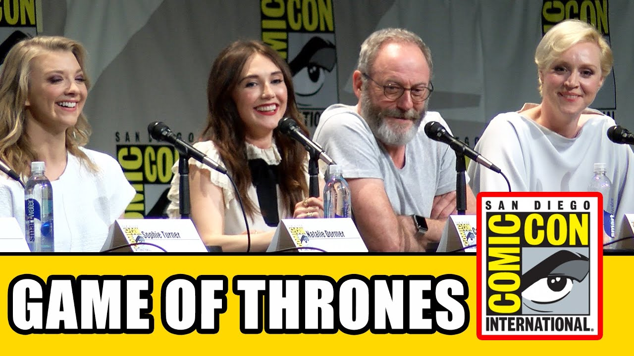 Image result for Game of Thrones' Comic-Con trailer tea