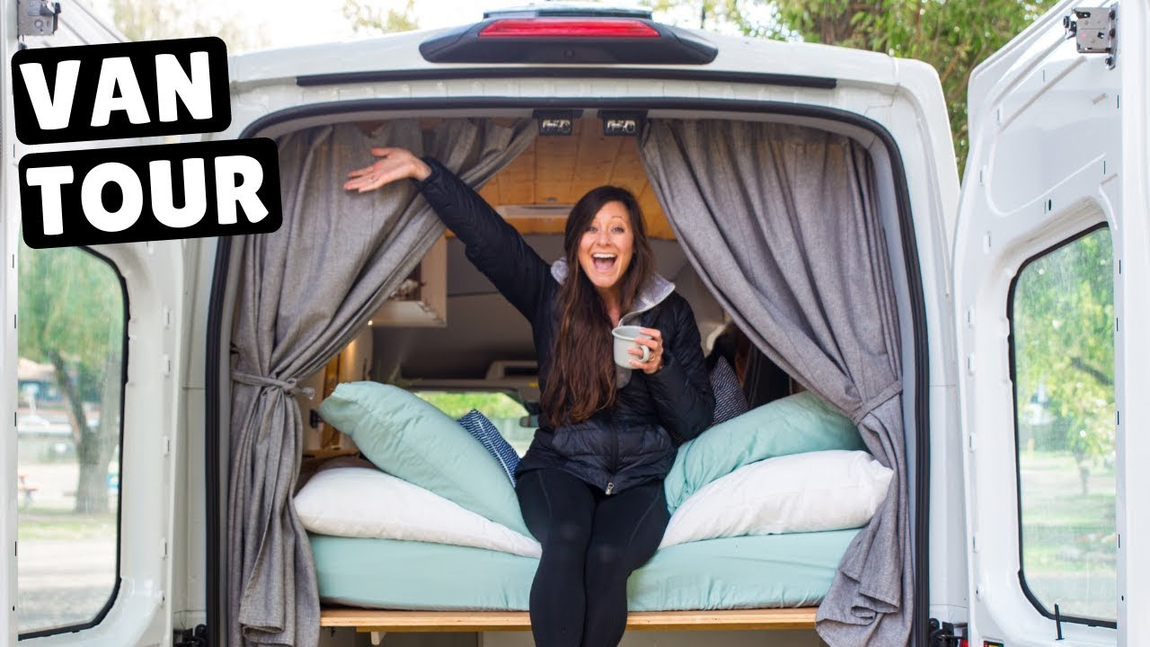 van-life-tour-driving-converted-ford-transit-van-across-canada