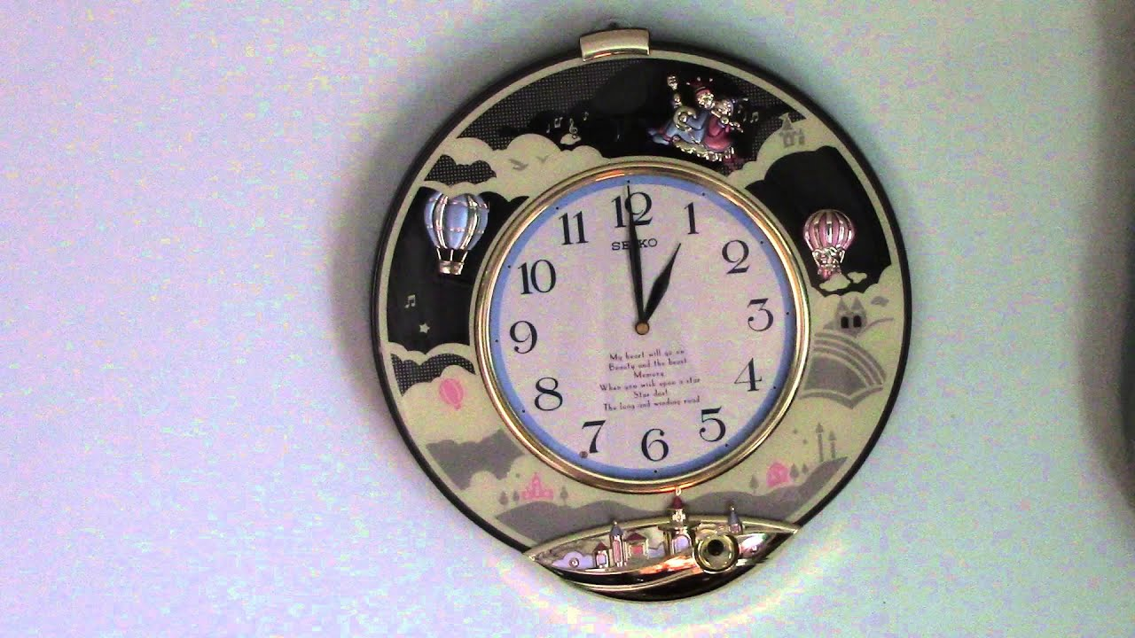 My seiko clock qxm114nrh youtube my seiko clock qxm114nrh amipublicfo Images