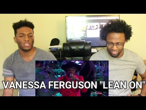 "The Voice 2017 Vanessa Ferguson - Live Playoffs: ""Lean On"" (REACTION)"