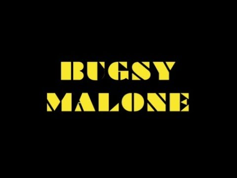Bugsy Malone Production Trailer 2017