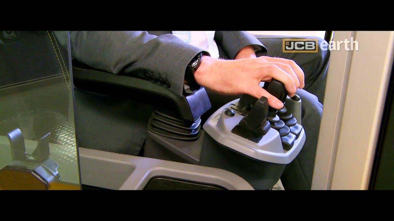 JCB - CommandPlus Cab - Command and Control